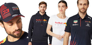 What Are the Best Red Bull Racing Webshops